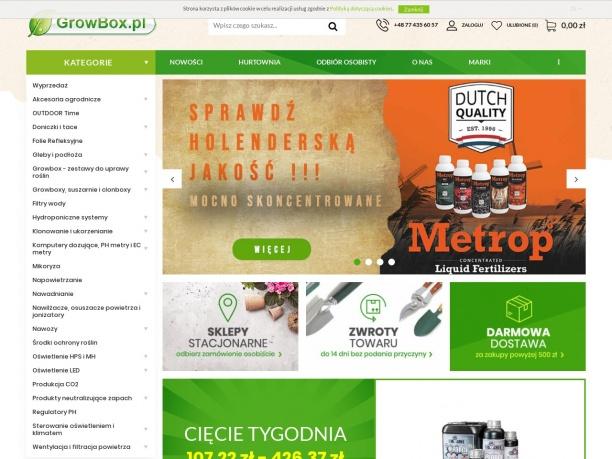 Lampy HPS - Growbox.pl