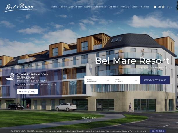 Bel Mare Hotel Międzyzdroje