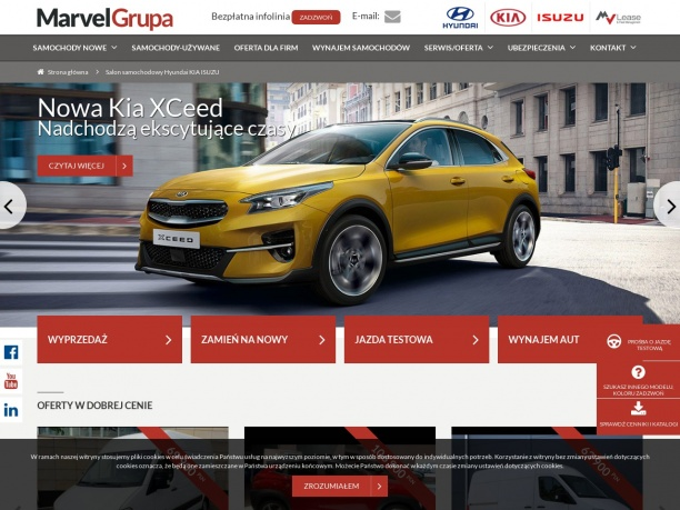 Dealer Hyundai Łódź