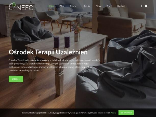 Ośrodek Terapii Uzależnień NEFO