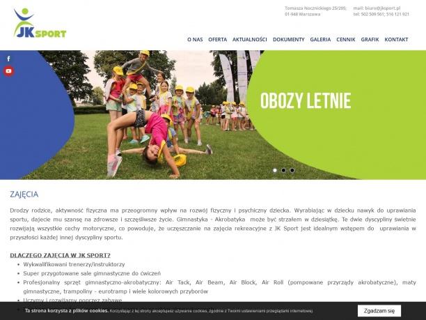Stowarzyszenie JK Sport