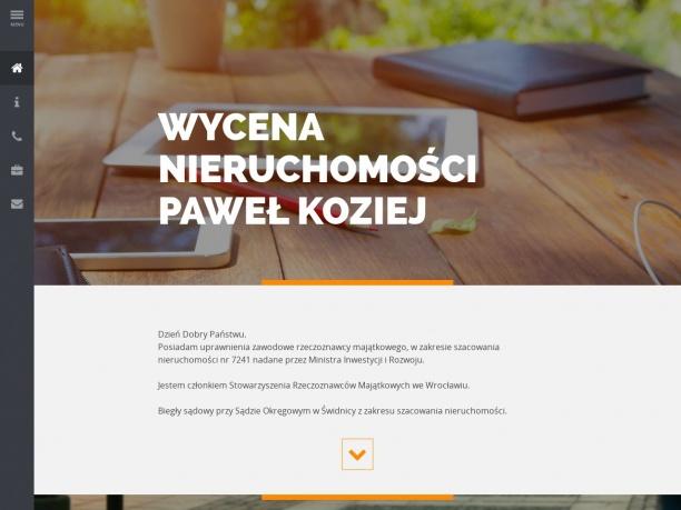 www.wycenakoziej.pl