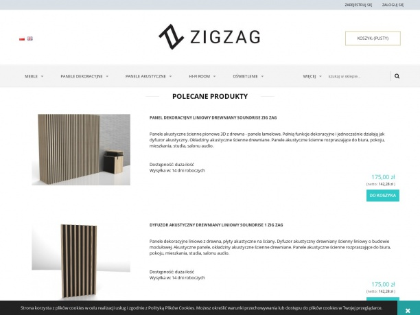 ZIG ZAG Acoustic