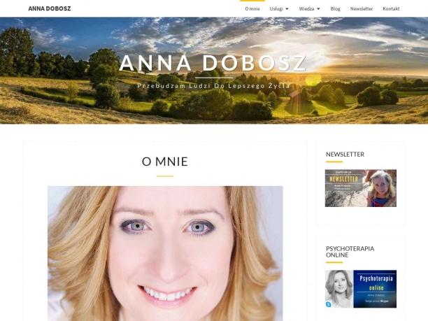 Anna Dobosz, psychoterapia, coaching, warsztaty rozwojowe, joga