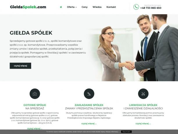 GieldaSpolek.com