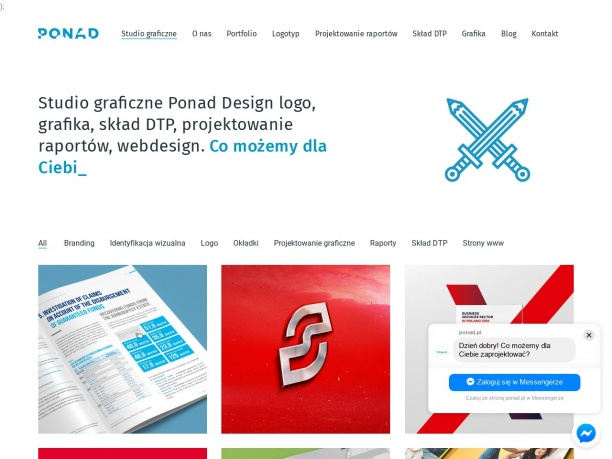 Studio graficzne Ponad Design