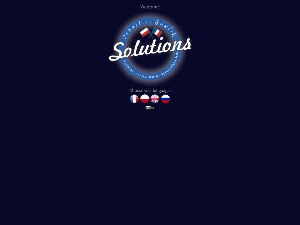 SEBASTIEN GAWLIK SOLUTIONS