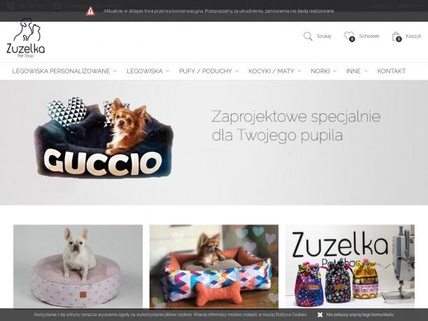 Zuzelka Pet Shop