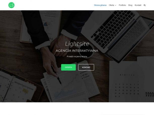 Marketing dla małych firm - Lightsite