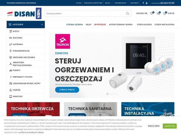 DISAN - Jabłoński Grupa SBS Sp.J.