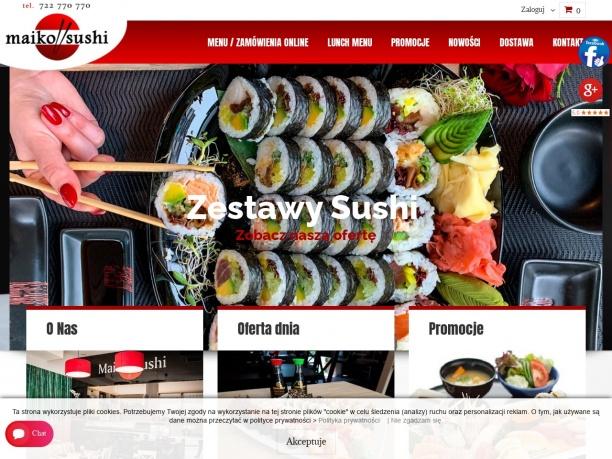 Restauracja Maiko Sushi