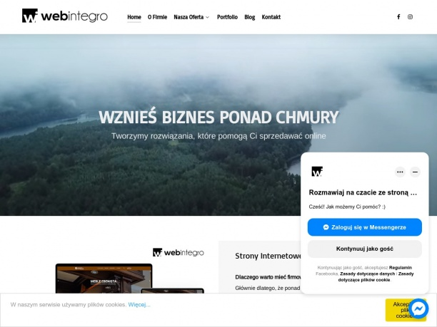 webintegro - Agencja Interaktywna Garwolin