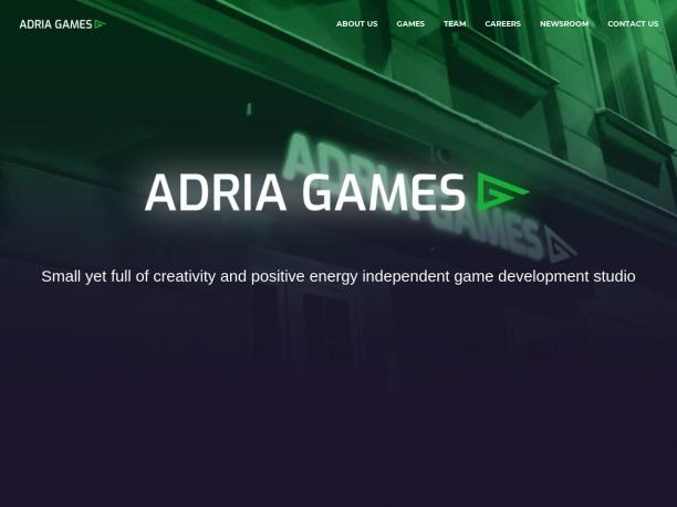 Adria Games